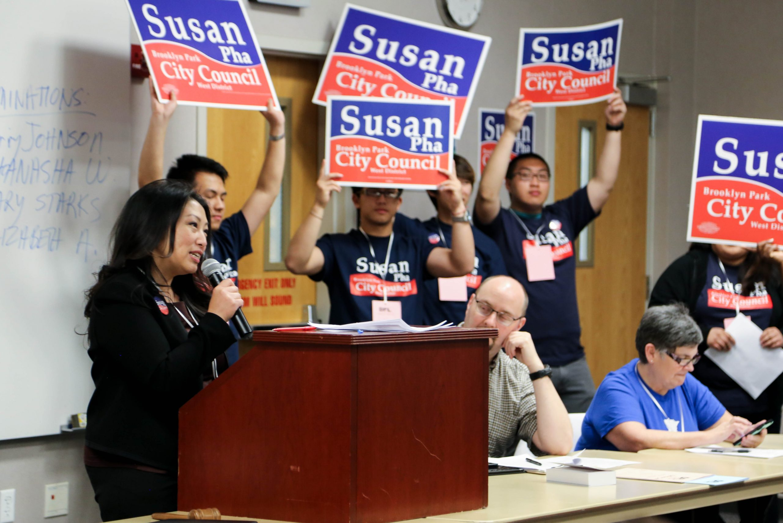 Susan Pha for City Council
